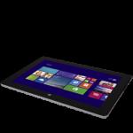 PRESTIGIO Multipad Visconte (10.1'' IPS,1280x800,2GB RAM & 32GB SSD, Windows 8.1, SOC 1.46GHz,Intel® HD Graphics GPU,4000mAh,1MP Front Camera, HDMI 1.4,BT,Wi-Fi) Silver White